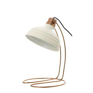 Bundaberg Desk Lamp In White
