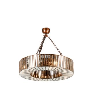 Chelton Ceiling Pendant Small Brass