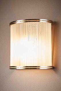 Inanda Half Round Wall Lamp
