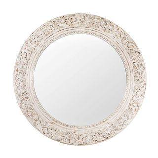 Aimee Round Mirror 85x85