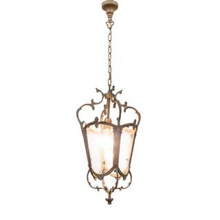 Espagnol Ceiling Pendant Brass