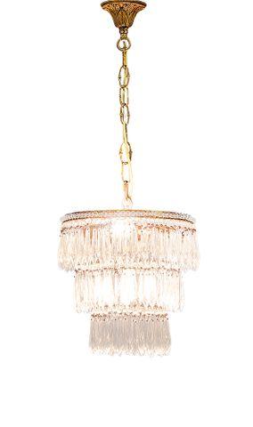 Eve 3 Tier chandelier