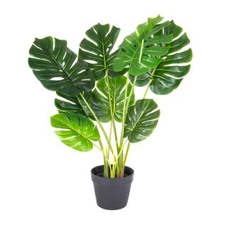 Monstera Tree Real Touch 85cm
