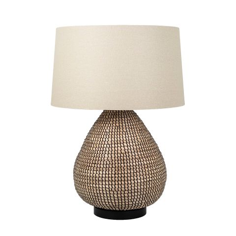 Kennedy Brown Table Lamp Base
