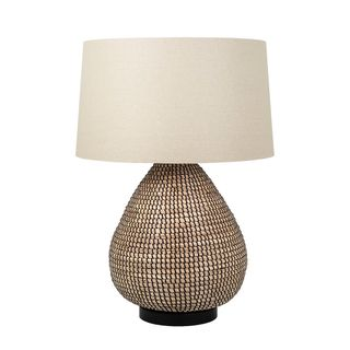 Kennedy Table Lamp Base Brown