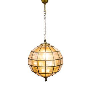 Prince Albert Ceiling Pendant Medium Brass