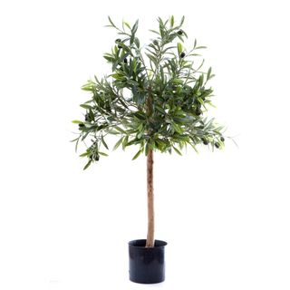Olive Green Topping Tree 70cm