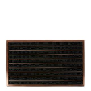 Door Mat Copper Antique Finish