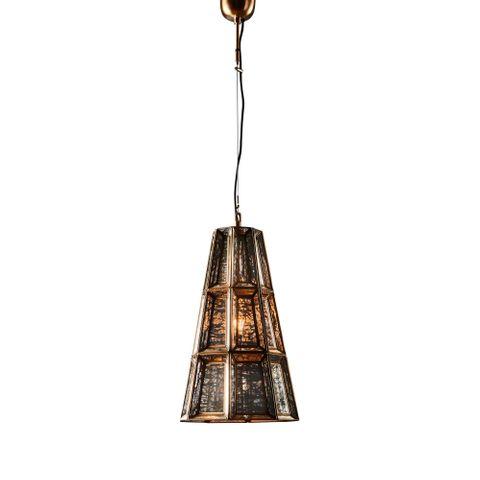 Parklane glass hanging lamp