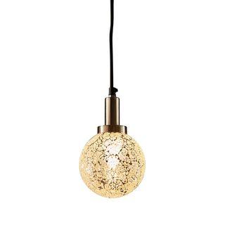 Nova glass hanging lamp