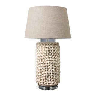Newland Ceramic Table Lamp Base Cream