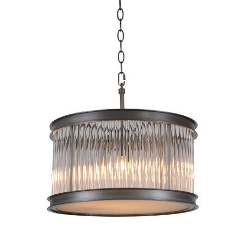 Glasgow ring hanging lamp