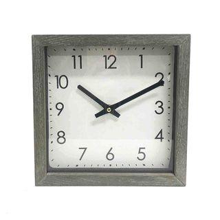 Admiral Table Square Clock Small 25cm