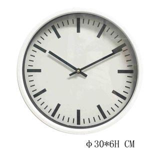 Roche Metal Clock 30cm
