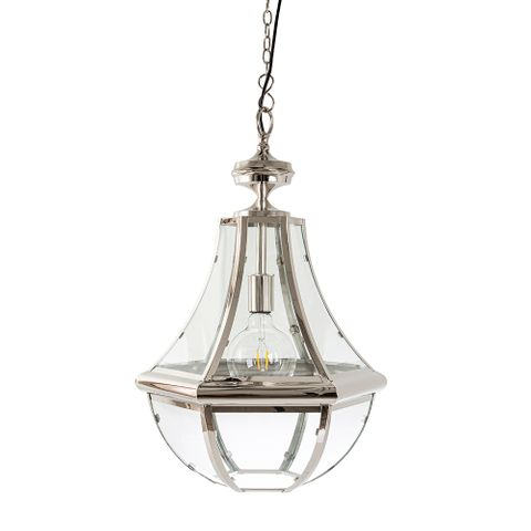 Deigo Nickel hanging Pendant