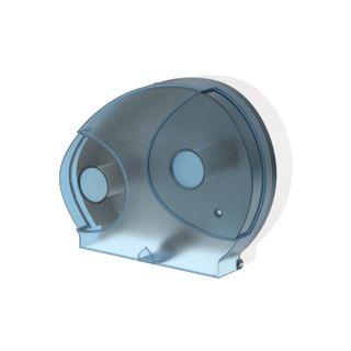 Jumbo Reserve Toilet Roll Dispenser ABS Plastic