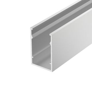 Aluminium Frame Channel 6000mm length (Suit 18mm Board)