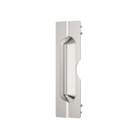 Strike Shield To Suit Lever On Rose And Key And Lever Sets