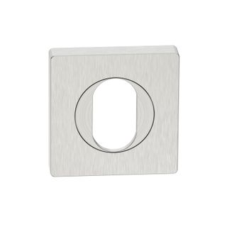 Square Cylinder Escutcheon SSS