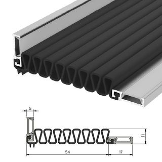 IS9070 Finger Guard Seal - 2000mm