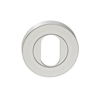 Round Cylinder Escutcheon SSS
