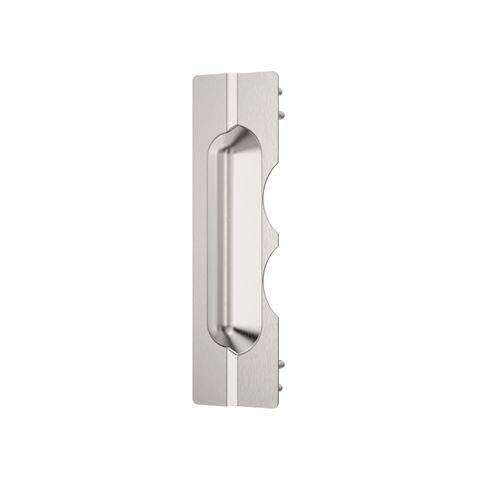 Strike Shield To Suit Lever On Rose Furniture With Escutcheon