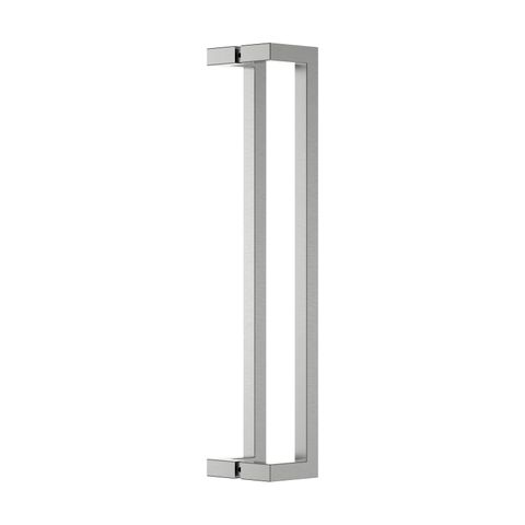 Square Section Offset BTB Handle 25 x 600 CTC x 625 OA SSS (60H x 100 SO)