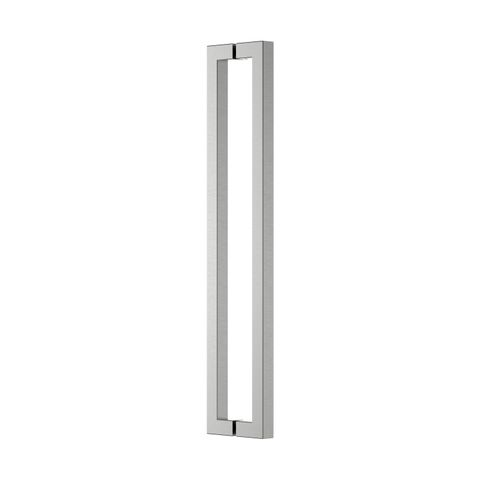 Square Section Back To Back 25mm x 925mm O/A x 900mm CTC x 60mmH
