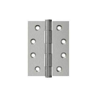100x75x2.5mm Button Tip Loose Pin Hinge SSS