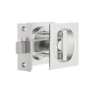 Square Sliding Door Privacy Lock - SSS #