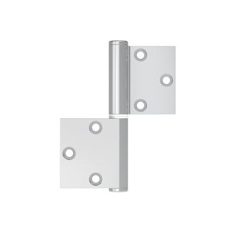 Aluminium Lift Off Hinge RH NA