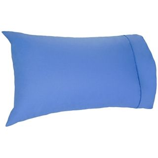 PILLOWCASE 250TC SAPPHIRE BLUE STANDARD