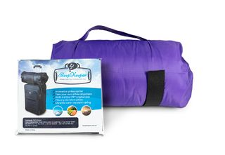 SLEEP KEEPER PILLOW COMPRESSER - PURPLE
