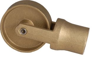 Poly Lockfast Clearing Wheel