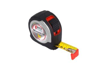 plumBOSS Magna Grip Tape Measure 8m x 27mm