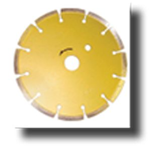 6in Diamond Blade - Cast Iron & Ductile Iron