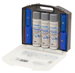 freezeBOSS EXTREME Pipe Freezing Kit 8-35mm