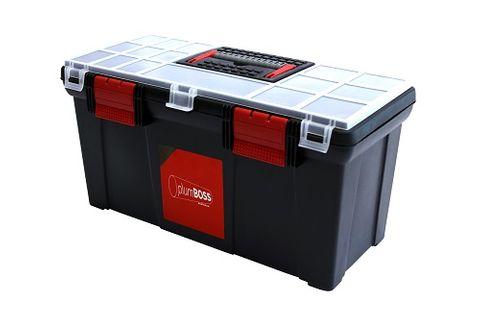 Plastic 19 inch Tool Box