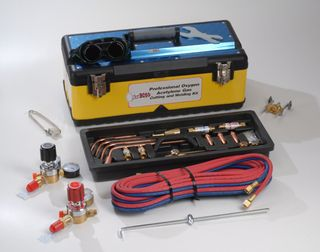 Oxy/Acetylene Kit with Flashback Arrestors