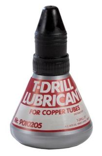 Lubricant applicator with lubricant, 0.1L/Cu