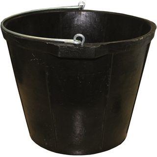 Rubber Bucket 10L