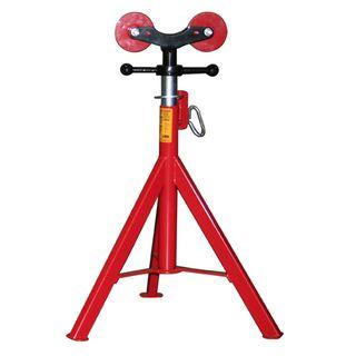 Fixed Leg Pipe Stand Roller Head - plumBOSS