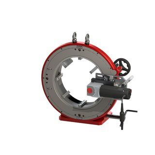 Tube/Pipe Cutter 212 to 422mm fast motor