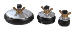 Test Plug Aluminium 2 1/2AL inch (65mm)