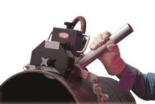 Universal Pipe Cutter 6 - 48 inch Pneumatic