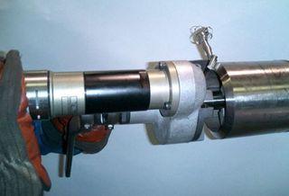 US30 31-114mm Bevelling Machine Pneumatic