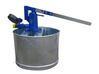 HAND OPERATED TEST BUCKETS