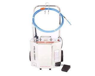 Electric Tube Cleaner PTC-60  220V
