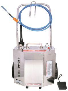 Electric Tube Cleaner PTC-40  220V
