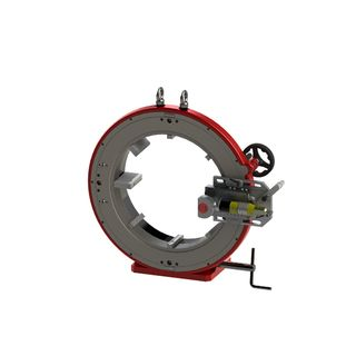 Tube/Pipe Cutter 312 to 522mm Air motor